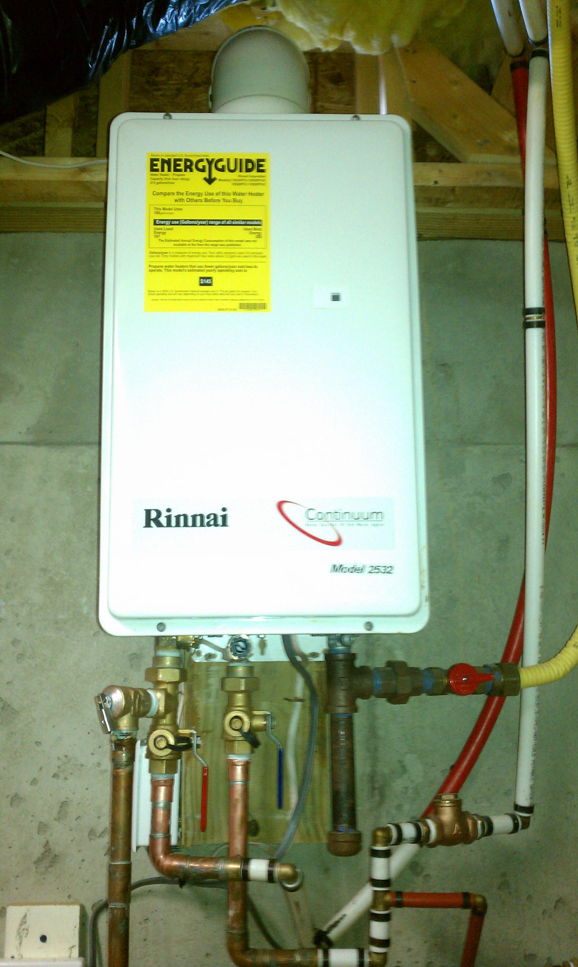 Rinnai Tankless Water Heater Wiring Diagram 28 Images