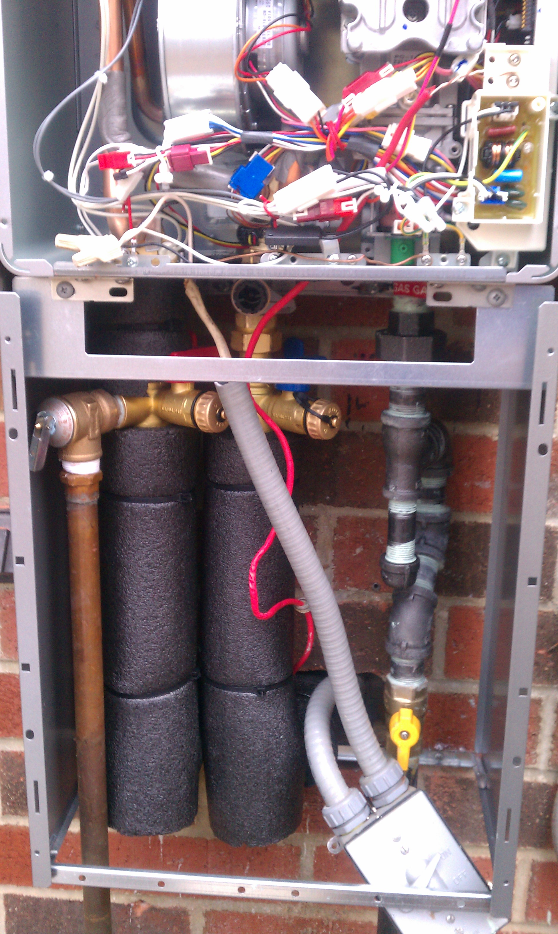 tankless water heater repair raleigh